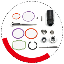 Common Rail Injector Repair Kit - common rail injection kits